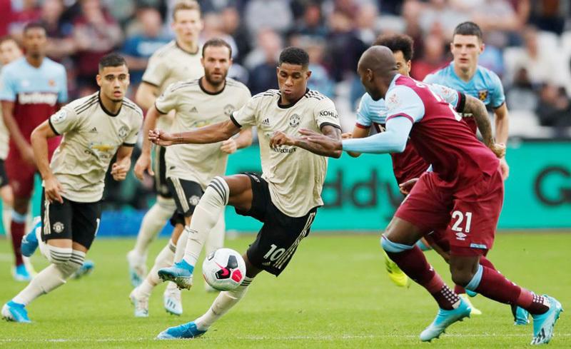 MU vs West Ham: Quỷ đỏ bung sức thắng đậm