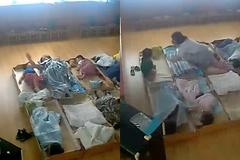 Con trai 3 tuổi bị rạch mặt, bố sốc nặng khi kiểm tra camera trong lớp