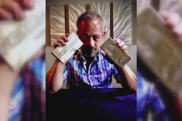 Ông chủ cửa hàng vàng bạc chôn 23 tỷ vàng bạc rồi thách người khác tìm ra