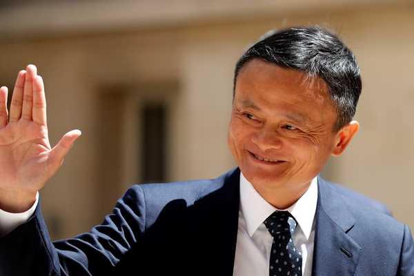 Tuyên bố rút lui, Jack Ma vẫn làm vụ lớn đi vào lịch sử