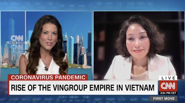 Tiêu chí nào để 'lên sóng' chương trình First Move của CNN?