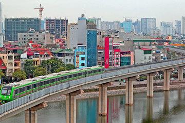 Tạp chí kinh tế hàng đầu châu Á 'réo tên' Tổng thầu Trung Quốc đường sắt Cát Linh - Hà Đông
