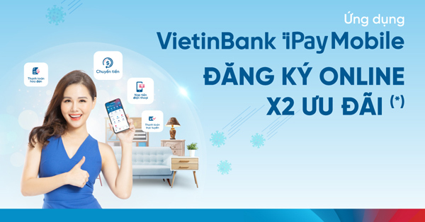 Đăng ký VietinBank iPay Mobile, cơ hội trúng iPhone 11 Pro Max