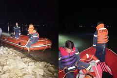 Xuống sông Lam tắm, 2 mẹ con cùng người cháu bị nước cuốn