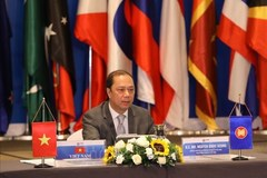 ASEAN Regional Forum Senior Officials Meeting held via video conference
