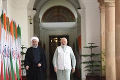 Cuộc cạnh tranh khốc liệt Trung - Ấn ở Trung Đông