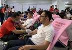 Blood donation campaign begins in HCM City