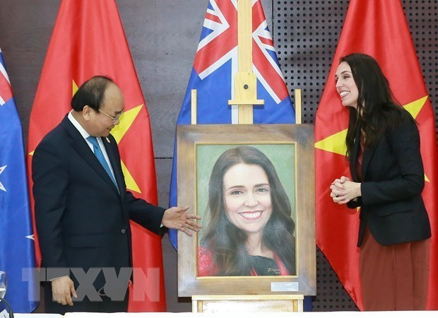 Vietnam, New Zealand aim to lift bilateral ties to new high