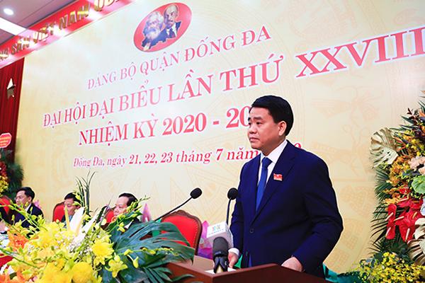 Chủ tịch Hà Nội: Tăng cường kiểm tra những lĩnh vực dễ phát sinh tiêu cực