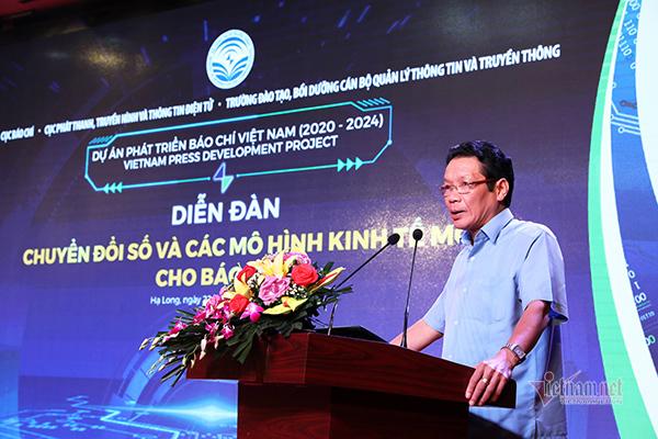 Tìm lời giải về nguồn thu cho báo chí Việt Nam