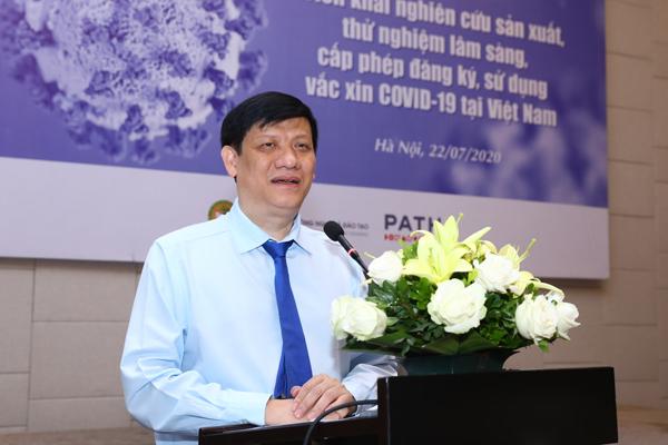 Việt Nam chuẩn bị thử nghiệm vắc xin Covid-19 trên người