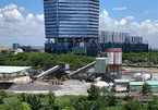 Trạm bê tông gây ô nhiễm môi trường ở Thủ Thiêm, TP.HCM chỉ đạo tháo dỡ