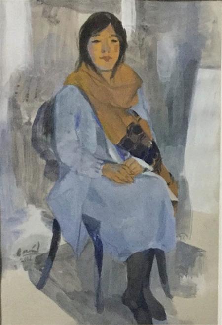 vietnam paintings