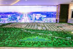 Mở văn phòng và showroom dự án Gem Sky World ở Hà Nội