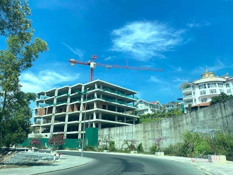 Đề xuất phạt 65 tỷ 'cứu' 15 biệt thự sai phép phá quy hoạch ở Nha Trang