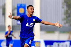 Sai Gon FC sign young striker Nguyen Hoang of PVF
