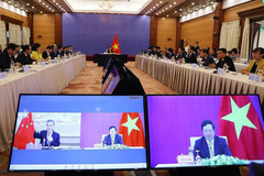 Vietnam asks for better sea dispute management, enhanced trade cooperation with China