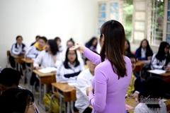 Bộ GD-ĐT 'quán triệt' việc bổ nhiệm và xếp hạng giáo viên