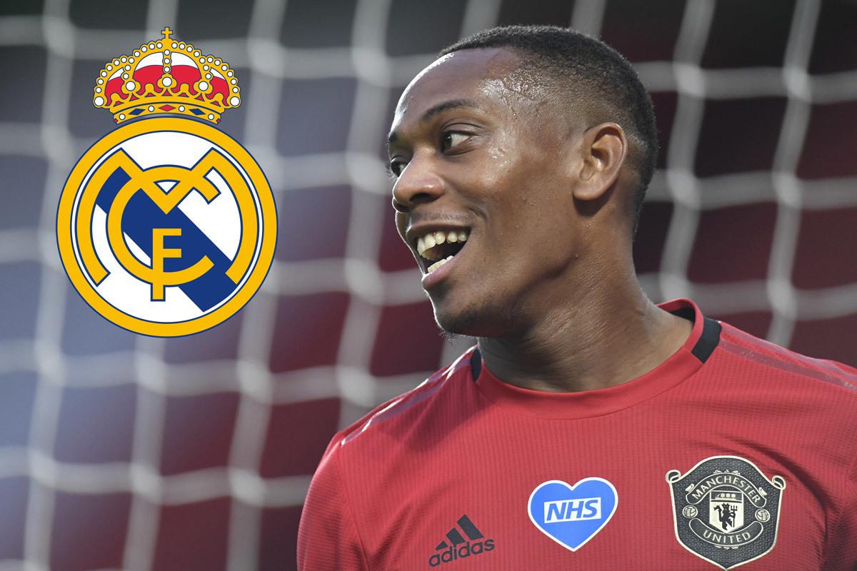 Real Madrid chi 80 triệu euro, nổ 'bom tấn' Martial
