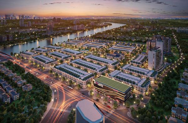 Nhơn Trạch hút nhà đầu tư nhờ hạ tầng hoàn thiện