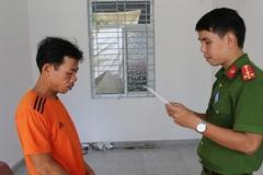 Bị mời về trụ sở làm việc, gã trai vác dao chém công an ở Đà Nẵng