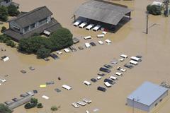 Ngoại trưởng ASEAN ra tuyên bố về tình hình lũ lụt tại Nhật