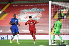 Đè bẹp Chelsea, Liverpool đăng quang hoành tráng