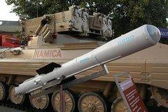 Video Ấn Độ thử tên lửa chống tăng thế hệ mới