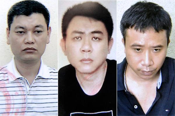 Bắt thành viên tổ thư ký UBND TP Hà Nội liên quan vụ án Nhật Cường