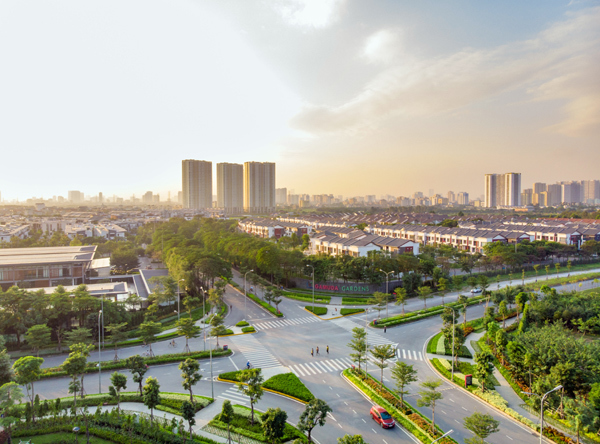 Gamuda City nhận giải thưởng quốc tế về Quy hoạch tổng thể