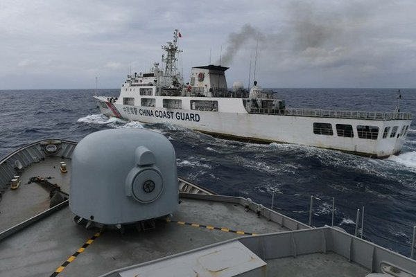 Hải quân Indonesia tập trận đổ bộ giữa căng thẳng Biển Đông