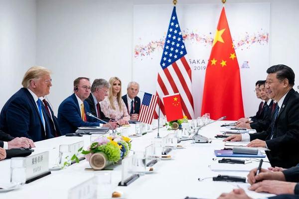 Vì đâu chiến tranh lạnh Mỹ - Trung ngày càng xoáy sâu?