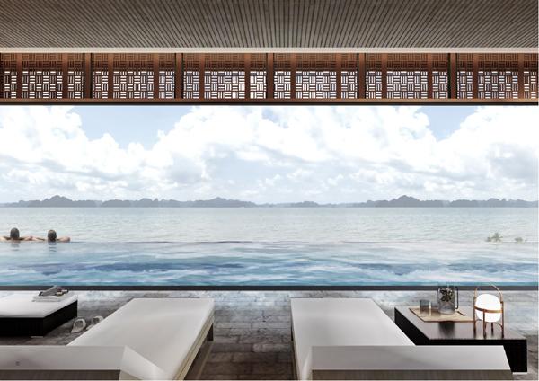 Sắp ra mắt dự án nghỉ dưỡng ven biển cao cấp ở Hạ Long