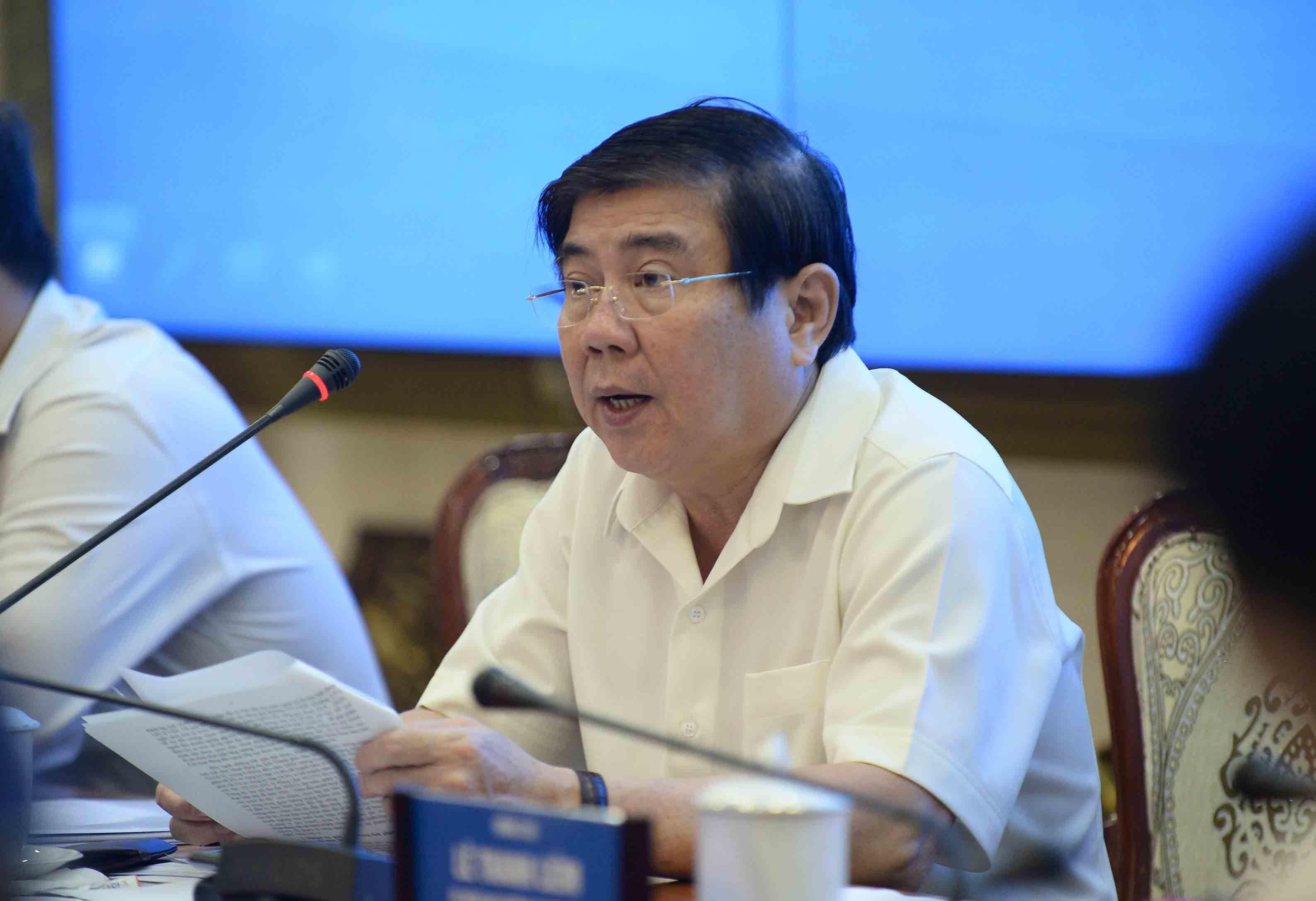 Chủ tịch TP.HCM thúc tăng thu, kiểm soát chặt chi ngân sách