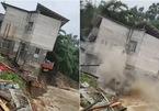Những video lột tả cảnh lũ lụt kinh hoàng ở Trung Quốc