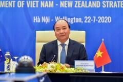 Vietnam, New Zealand lift bilateral ties to strategic partnership