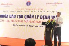 Bộ Y tế đào tạo cán bộ quản lý bệnh viện trong tình hình mới