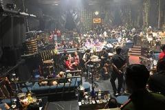 Đột kích quán bar ở Sài Gòn phát hiện vài chục người đang phê ma tuý