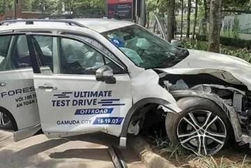 Bài học đắt giá sau vụ lái thử Subaru bị tai nạn