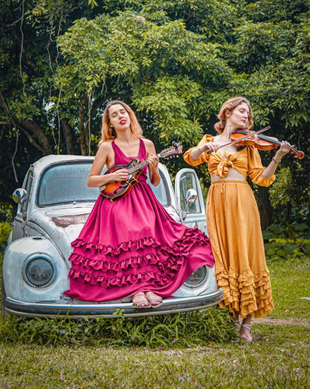 From Russia with love forVietnamese folk songs