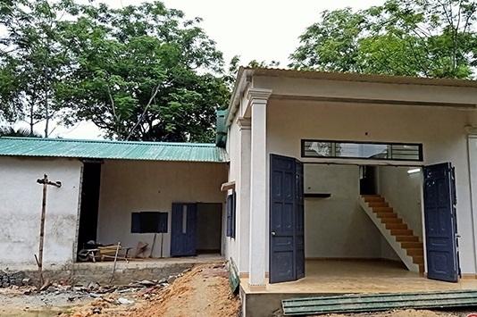 30 hộ nghèo Hà Tĩnh được hỗ trợ xây nhà mới