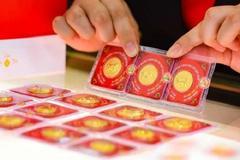 Lãi gần 10 triệu đồng/lượng nếu mua vàng từ đầu năm