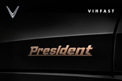 VinFast úp mở mẫu xe President sắp ra mắt