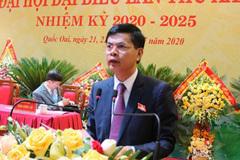 Ông Nguyễn Văn Thọ tái đắc cử Bí thư Huyện ủy Quốc Oai