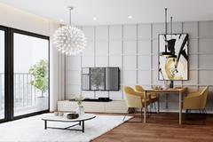 'Săn' căn hộ hoàn thiện với giá hơn 1 tỷ đồng