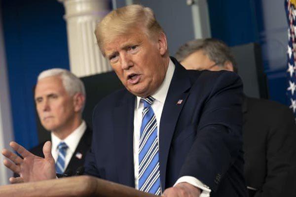 Ông Trump tuyên bố 'rắn' về thỏa thuận thương mại với Trung Quốc