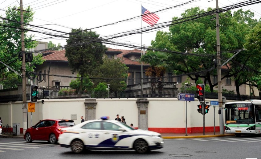 Nhiều nhà ngoại giao Mỹ tới Trung Quốc bất chấp đe doạ trả đũa