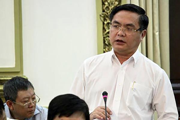 Ông Trần Trọng Tuấn xin rút khỏi hội đồng Trường ĐH Luật TP.HCM