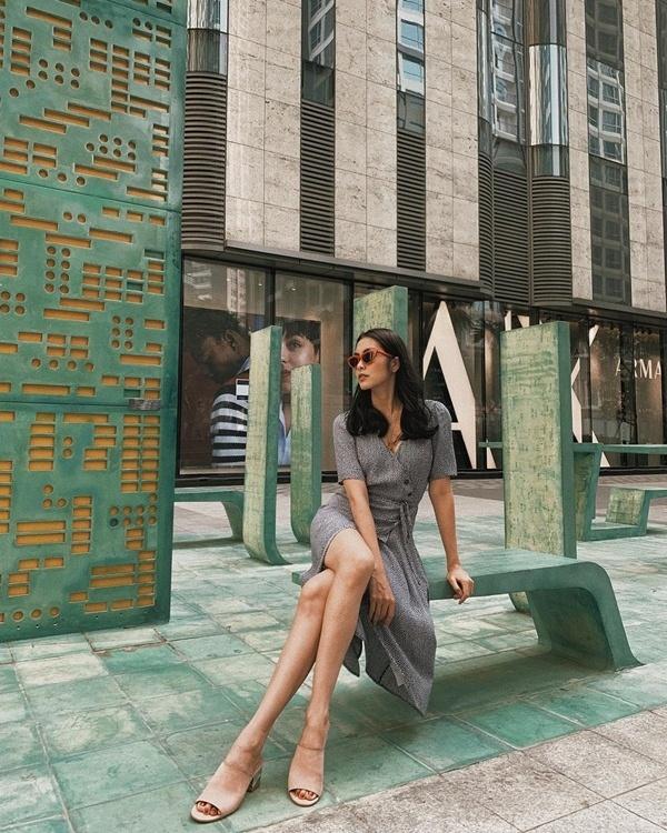 Gu thời trang của Tăng Thanh Hà sau 7 năm kết hôn