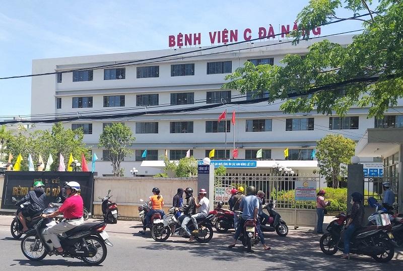 Đà Nẵng phong tỏa Bệnh viện C liên quan đến ca nghi nhiễm Covid-19